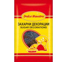 Сладкарска захарна украса Захарна декорация (шоко пръчици)