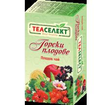 TEASELECT чай Горски плодове