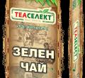 TEASELECT Зелен чай