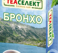 TEASELECT чай Бронхо