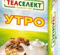 TEASELECT чай Утро